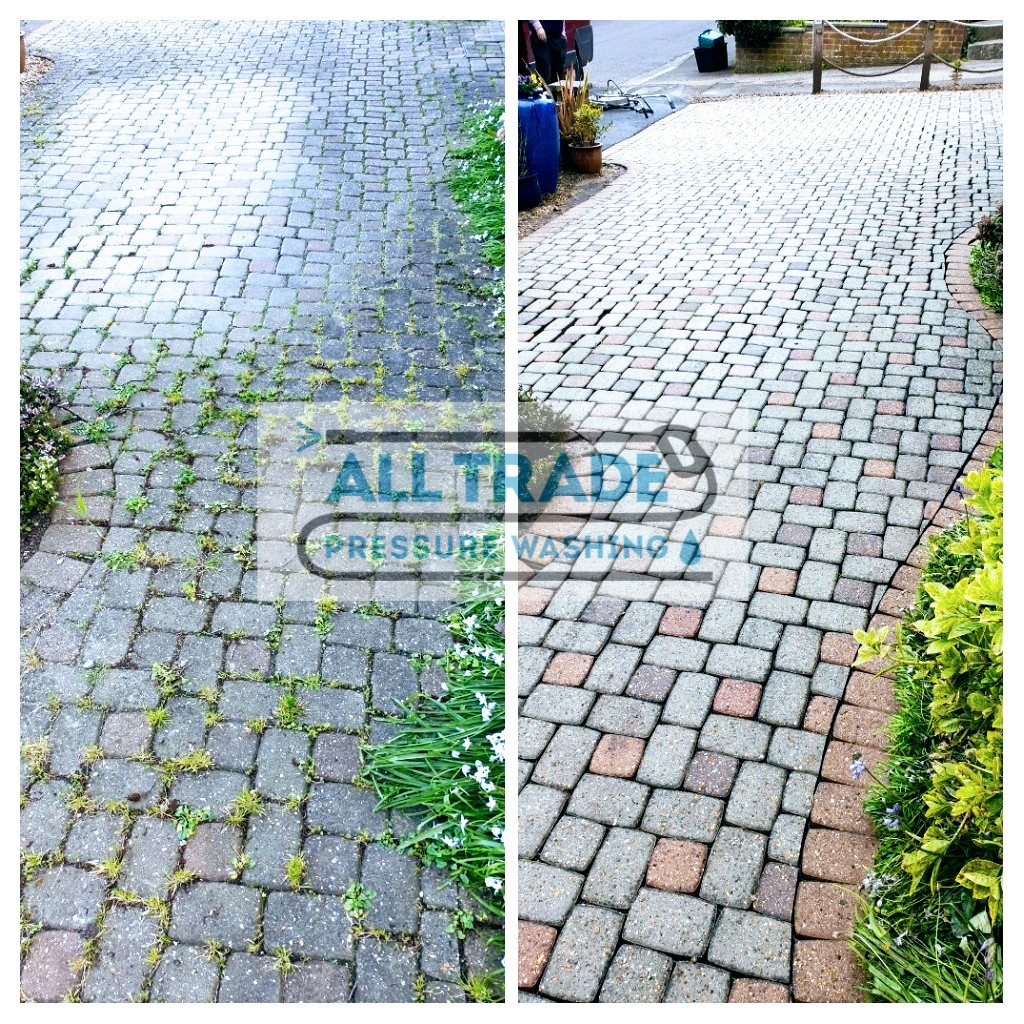 Driveway Cleaning In Somerset