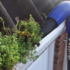 gutter cleaning in Yeovil