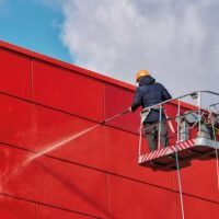 Commercial Pressure Washing